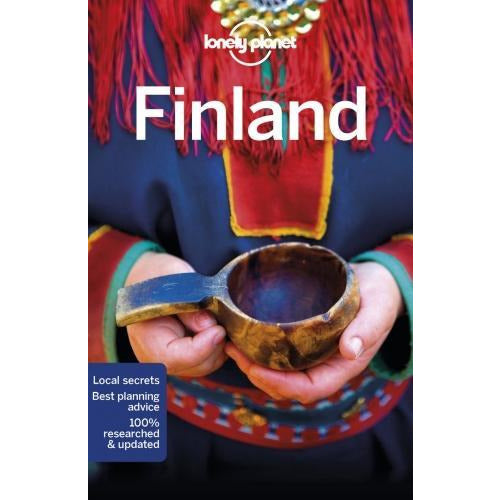Lonely Planet Finland - books 4 people