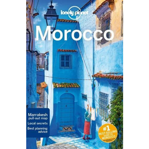 Lonely Planet Morocco - books 4 people