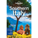 Lonely Planet Southern Italy - books 4 people