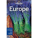 Lonely Planet Europe - books 4 people