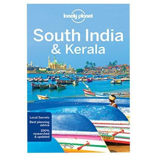 Lonely Planet South India And  Kerala - Travel Guide - books 4 people