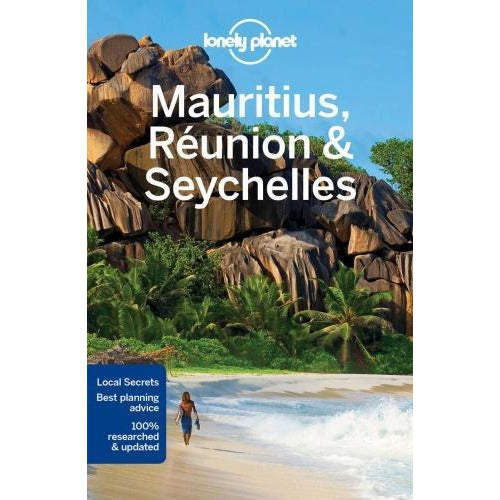 Lonely Planet Mauritius Reunion And Seychelles - books 4 people