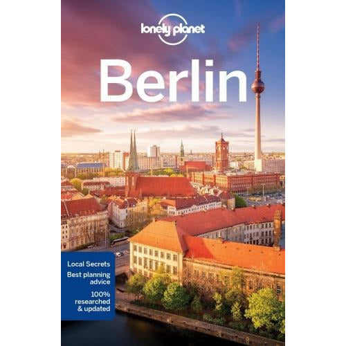 Lonely Planet Berlin Travel Guide - books 4 people