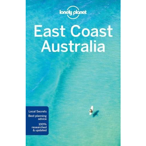 Lonely Planet East Coast Australia Travel Guide - books 4 people