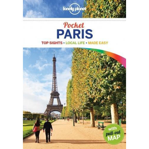 Lonely Planet Pocket Paris Travel Guide - books 4 people