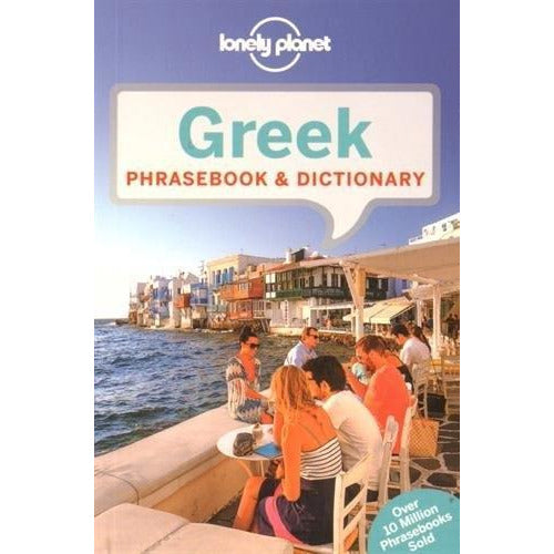Lonely Planet Greek Phrasebook And Dictionary - books 4 people