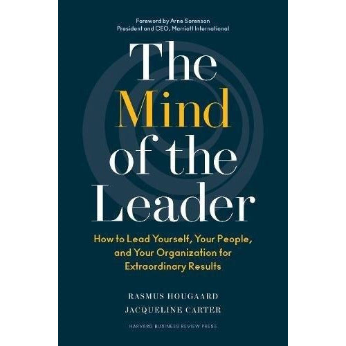 The Mind Of The Leader - books 4 people