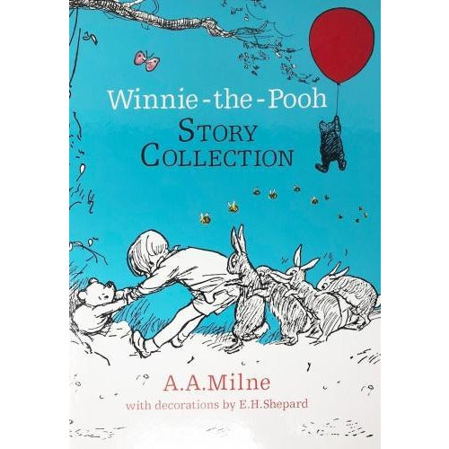 Winnie The Pooh Story Collection - books 4 people