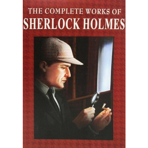 The Complete Works Of Sherlock Holmes - books 4 people