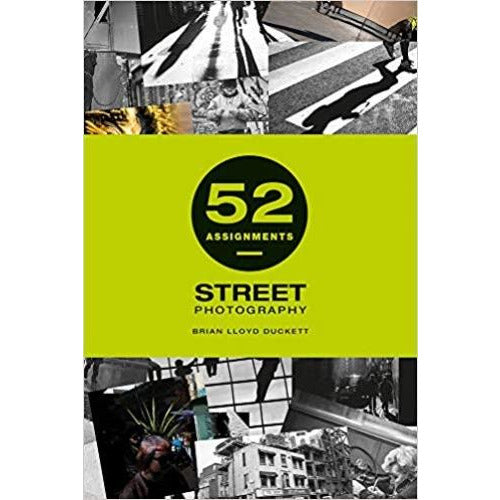 52 Assignments - Street Photography - books 4 people