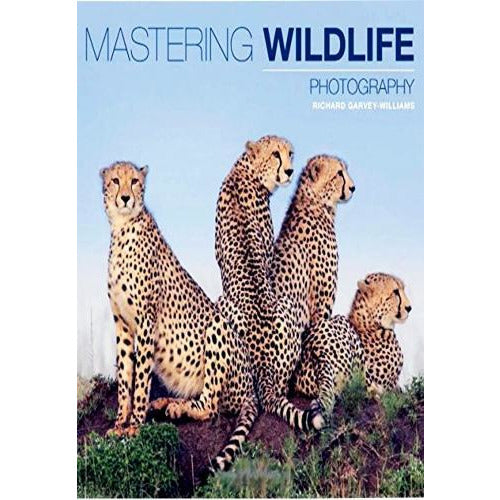 Mastering Wildlife Photography - books 4 people