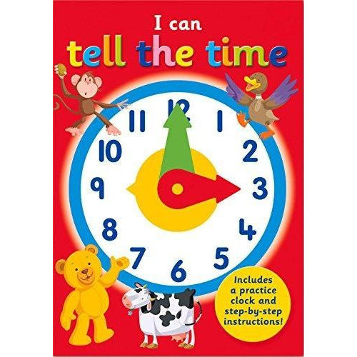 Kate Thomsons I Can Tell The Time - books 4 people