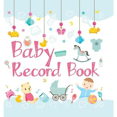Baby Record Album Book For Sweet Memories - books 4 people
