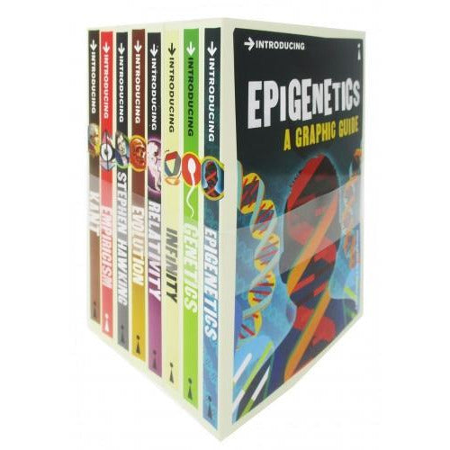 Introducing A Graphic Guide Series 6 8 Books Collection Set - books 4 people