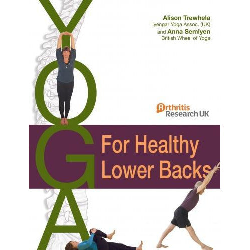 Yoga For Healthy Lower Backs - books 4 people