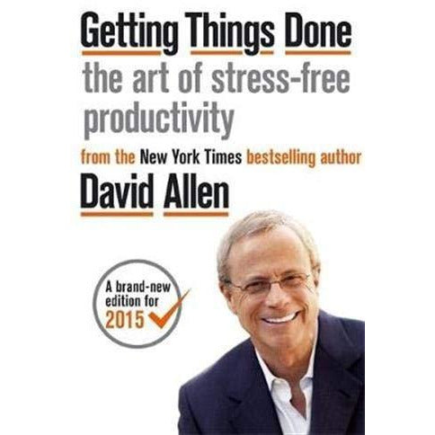 Getting Things Done The Art Of Stress - Free Productivity - books 4 people