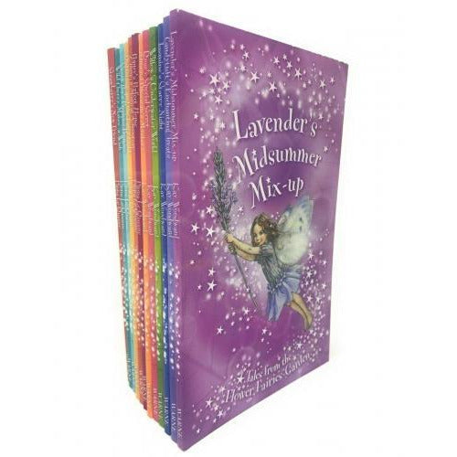 Kay Woodward Flower Fairies Secret Stories Series Collection 12 Books Set - books 4 people