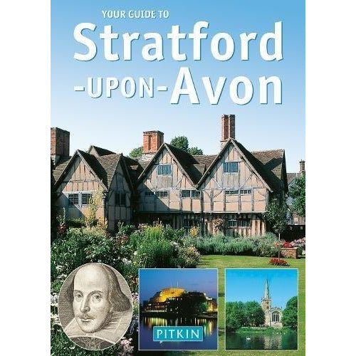 Your Guide To Stratford Upon Avon - books 4 people