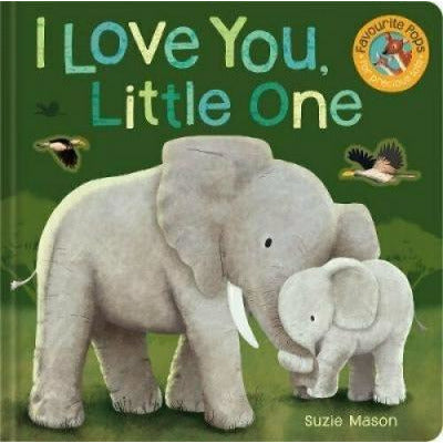 I Love You Little One Pops For Tots - books 4 people