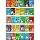 Dirty Bertie Series David Roberts 30 Books Collection Set - books 4 people