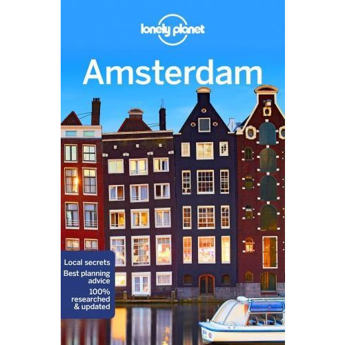 Lonely Planet Amsterdam - books 4 people