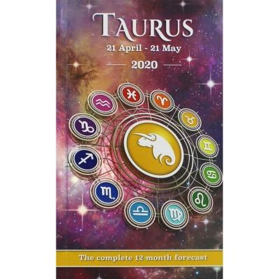 Taurus Hororscope 2020 - books 4 people