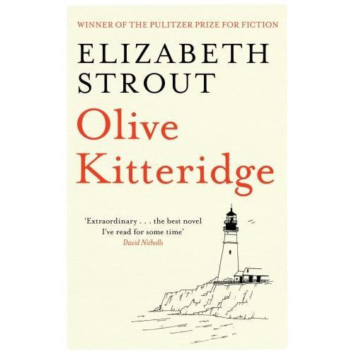 Olive Kitteridge A Novel In Stories - books 4 people