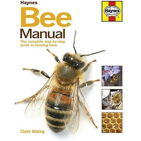 The Bee Manual The Complete Stepbystep Guide To Keeping Bees - books 4 people