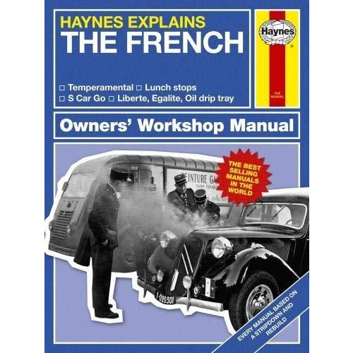 Haynes Explains The French Owners Workshop Manual - books 4 people