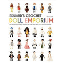 Edwards Crochet Doll Emporium Flip The Mix And Match Patterns By Kerry Lord - books 4 people