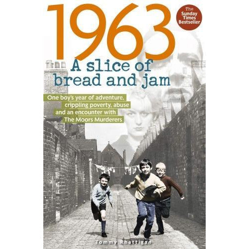 1963  A Slice Of Bread And Jam - books 4 people