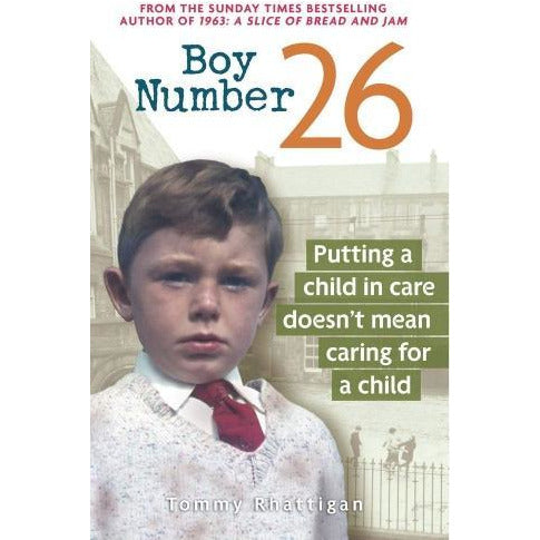 Boy Number 26 - books 4 people