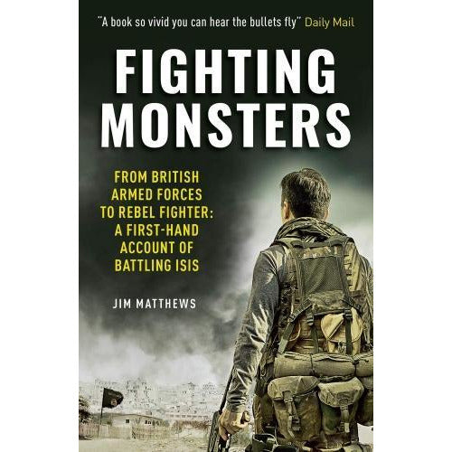 Fighting Monsters - books 4 people
