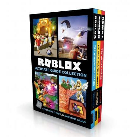 Roblox Ultimate Guide Collection - books 4 people