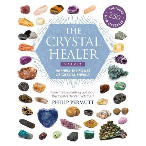 The Crystal Healer Volume 2 Harness The Power Of Crystal Energy Includes 250 New Crystals - books 4 people
