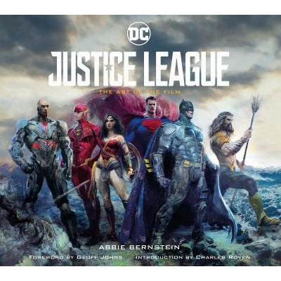Justice League The Art Of The Film - books 4 people
