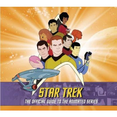 Star Trek - The Official Guide To The Animated Series - books 4 people