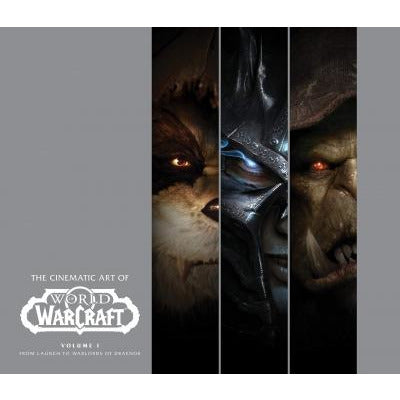 The Cinematic Art Of World Of Warcraft Volume 1 - books 4 people
