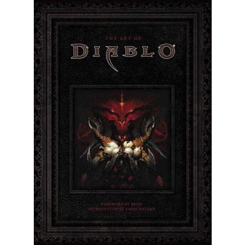 The Art Of Diablo - books 4 people