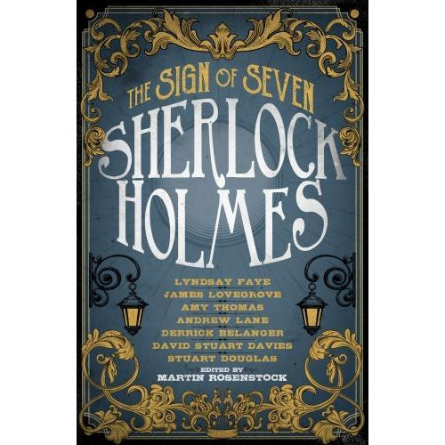Sherlock Holmes - The Sign Of Seven - books 4 people