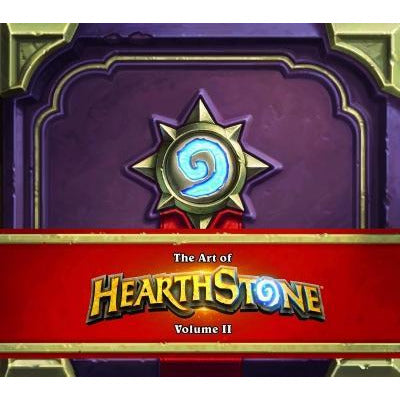 The Art Of Hearthstone - Year Of The Kraken 2 - books 4 people