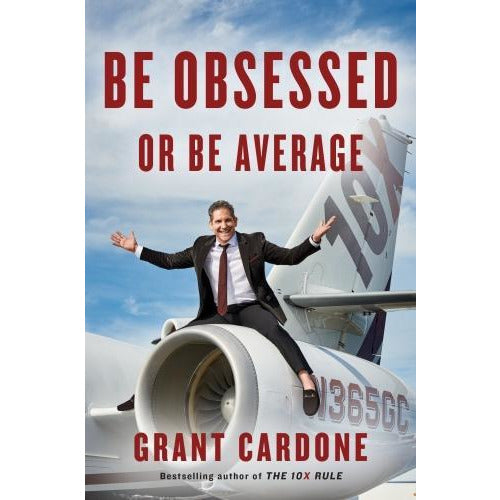 Be Obsessed Or Be Average - books 4 people
