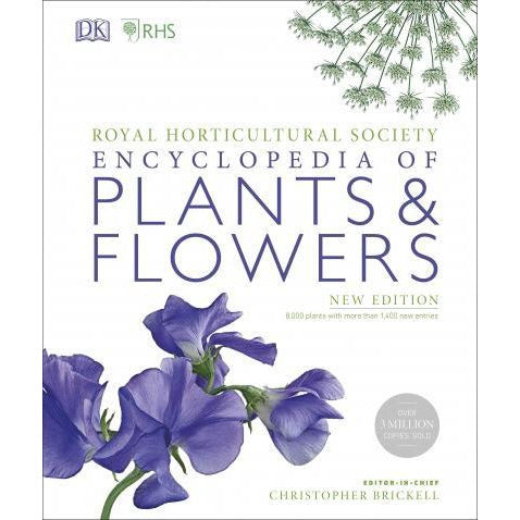 Rhs Encyclopedia Of Plants And Flowers Garden Design And Planning Books - books 4 people