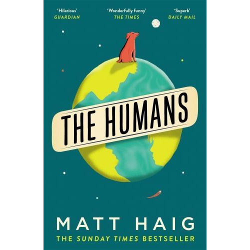 The Humans - books 4 people