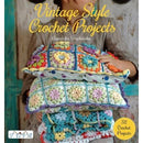 Vintage Style Crochet Projects - 32 Crochet Projects - books 4 people