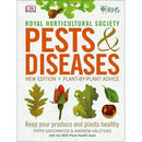 Rhs Pests And Diseases - New Edition Plant-by-plant Advice Keep Your Produce And Plants Healthy - books 4 people