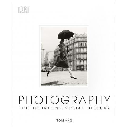 Photography - The Definitive Visual History - books 4 people