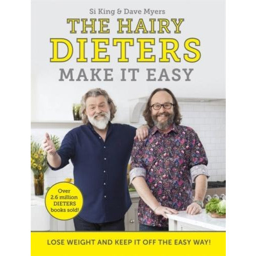 The Hairy Dieters Make It Easy - Lose Weight And Keep It Off The Easy Way - books 4 people