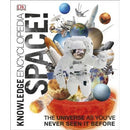Knowledge Encyclopedia Space - The Universe As Youve Never Seen It Before - books 4 people