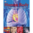 Human Body - A Childrens Encyclopedia - books 4 people